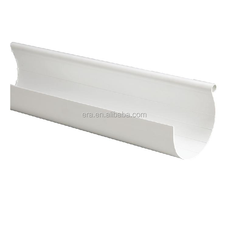 Бренд ERA, пластиковый водосточный желоб для крыши из ПВХ 110 мм с сертификатом kitemark