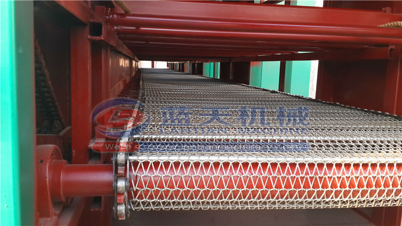 Continuous Vacuum Convey Belt Dryer Buy Convey Belt