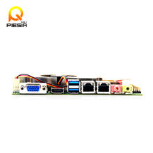 BM77 pico itx 2 lan motherboard with 1*Mini-PCIE socket for WIFI/3G