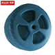 10 inch Plastic blowing beach cart wheel