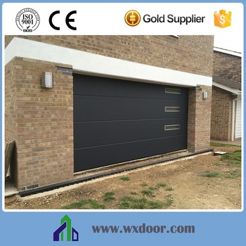 China Suppliers Cheap Steel Garage Door Automatic Tilt Up Garage
