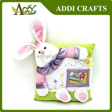 "14"" Easter Pillow Indoor Easter Decoration"