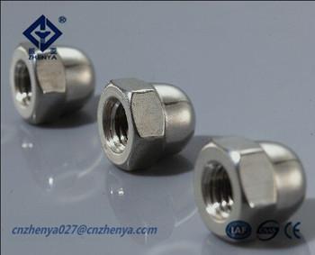 Export To Dubai Hex Domed Cap Nut Of Bolt And Nut Cap Din1578 Cap Nut - Buy  End Cap Nut,M16 Hexagonal Nut,Titanium Cap Nuts Product on Alibaba com
