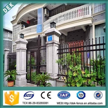 Good Beautiful Alibaba Interior Galvanized Iron Metal Gates