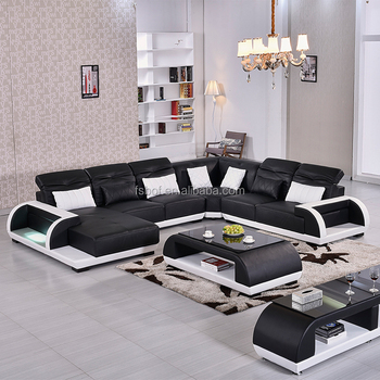 Cool Home Furniture Living Room U Shape Leather Sofa Set With Coffee Table And Tv Stand 509 Buy Sofa Sofa Set Furniture Living Room Sofa Product On Inzonedesignstudio Interior Chair Design Inzonedesignstudiocom