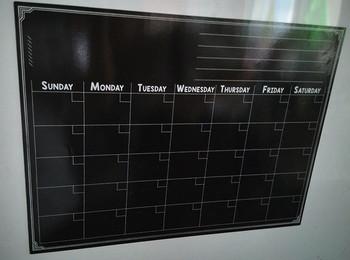 Kühlschrank Wochenplaner : Täglichen zeitplan kalender kühlschrankmagnet kühlschrank kalender