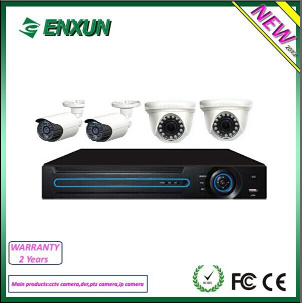 Ahd Cctv Camera With Voice Recorder With 1200tvl