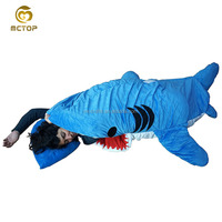 New type top sale baby shark Comfortable sleeping bag
