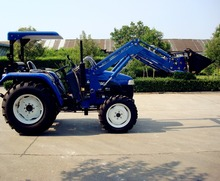 HIGH QUALITY TZ06D FRONT LOADER 50-65 HP FARM TRACTOR