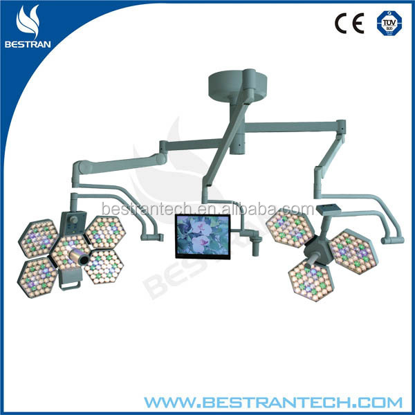 BT-LED3+5-tv Operating Room shadow less operating lamp with camera