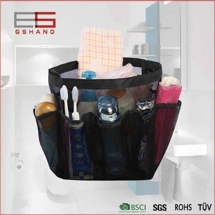 Wing Houseware Quick Dry Portable Mesh Shower Caddy/organizer/tote ...