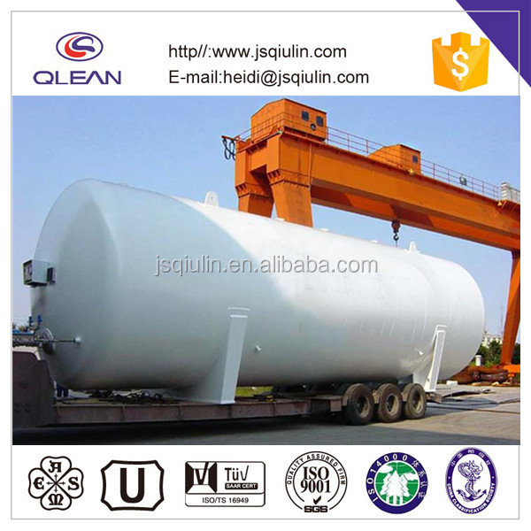 Cryogenic liquid storage tank for liquid oxygen/ nitrogen/argon/carbon dioxide storage tank