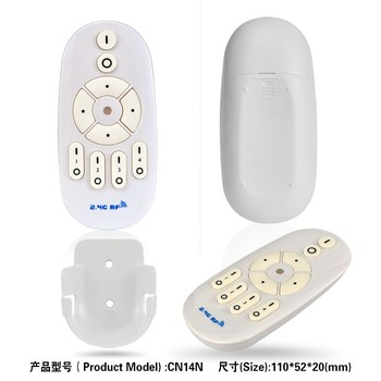 Touchable 2 4g Rf Rgb Led Controller