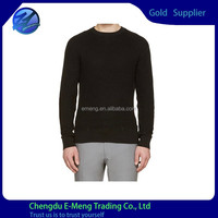 Long Sleeve Cheap Price Bulk Wholesale Clothing Suppliers China, Rib knit Cuff Long SLeeve T shirt