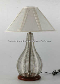 Metal wire decorative table lampfancy table lamphotel table lamp metal wire decorative table lamp fancy table lamp hotel table lamp european metal keyboard keysfo Image collections