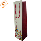 Paper Wine Bag Gift Personalized Paper Wine Bag Paper Bottle Bag For Gift Packing