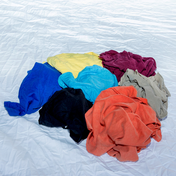 High Quality Used Clothing Rags 100% Cotton with Lowest Price