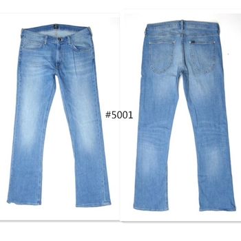 China Factory OEM Hot Selling jeans men Customize Durable Fashional new latest design men's jeans pants
