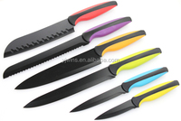 Prime Chinese Factory 5pcs Stainless Steel Knife Set