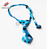 2017 No.1 Yiwu agent commission Agent wanted New Fashion Colorful Adjustable Pet Dog Neckties