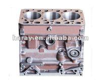 Fiat 3-cylinder Diesel Engine Cylinder Block - Buy Fiat Cylinder ...