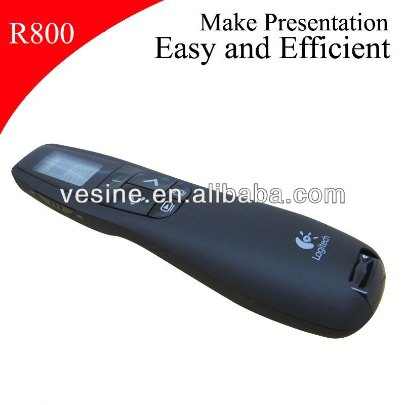 wireless presentation clicker