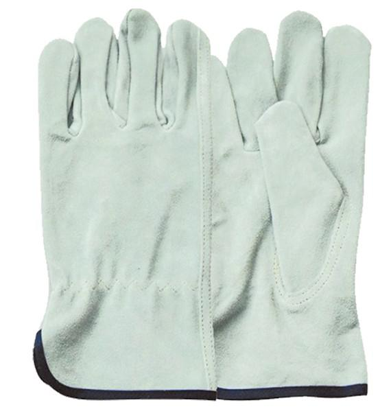 leather glove/welding glove for protection/sheep leather