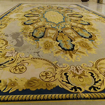 100% Silk 5 Star Hotel Carpet Handmade Persian Carpet Luxury Hand Tufted Rugs For Living Room Bedroom