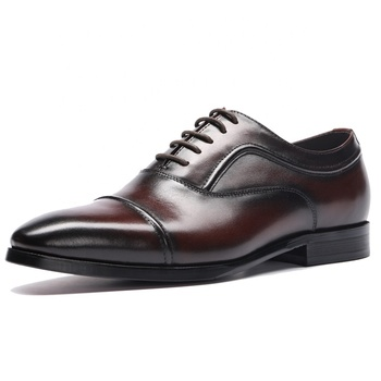 2018 fashion style classic 이탈리아어 genuine leather 옥스포드 men shoes 제 customized man dress shoes