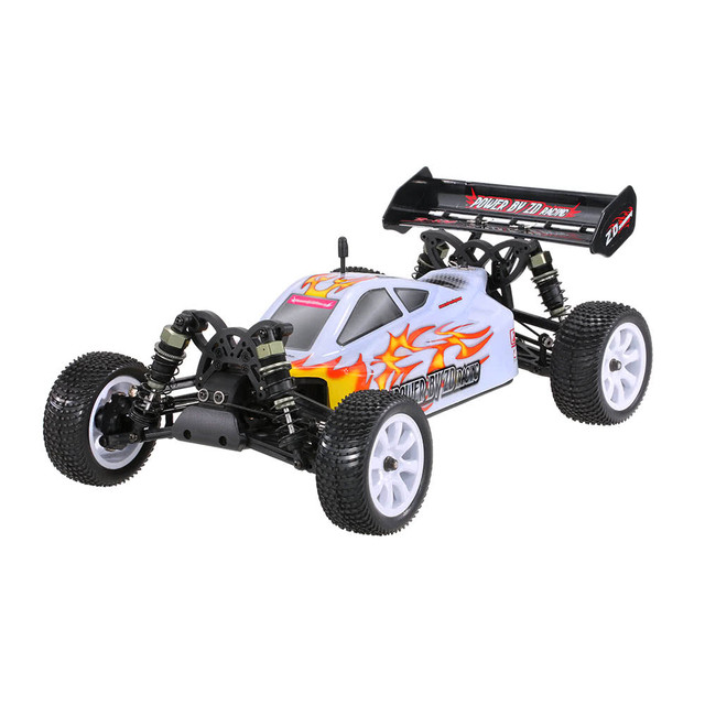ZD Racing 2.4GHz 4WD 1/10 Scale RTR Brushless Electric Off-Road Buggy RC Car