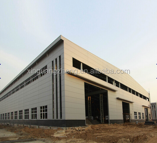 big span steel structure pharmaceutical warehouse, design of steel frame structures