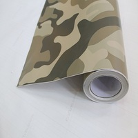 Carlas 2018 Camo Wrap Auto hot sale camouflage vinyl rolls wholesale car sticker printing film