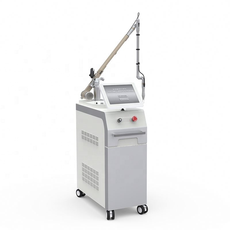 Beauty machine Age pigment <strong>Color</strong> 532nm laser yag tattoo <strong>removal</strong>