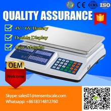40kg price computing electronic weighing scale parts for sales