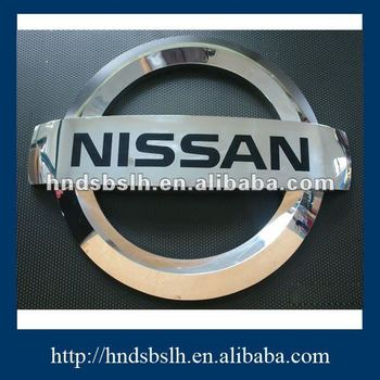 Car Brand Name Stainless Steel D Logo Signs Buy D Logo Signs -  signs of cars with names