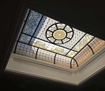 new style b6b17 40e42 オーストラリアスタイルステンドグラスの天井ドームティファニーガラス天窓ドーム正方形 - Buy ...