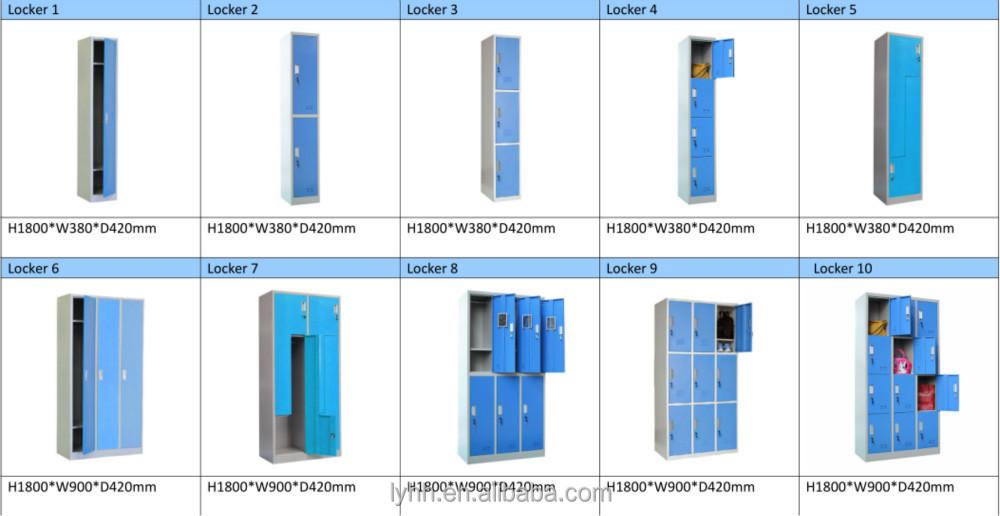 2016 New Products Modern Design Clothes Cabinet Swing Door Bedroom ...