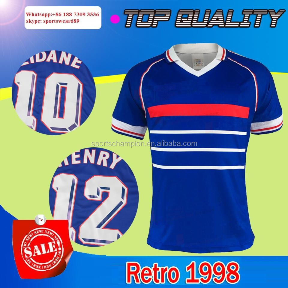 11b3c178a China Retro Jersey, China Retro Jersey Manufacturers and Suppliers on  Alibaba.com