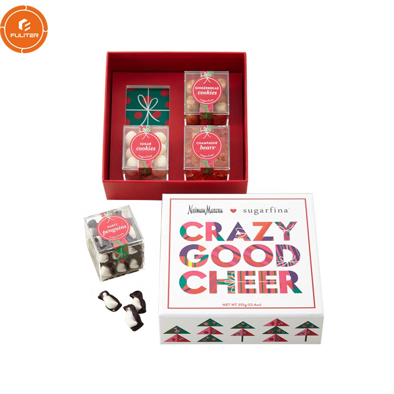 Wholesale wedding favors candy sweet thank you gift box