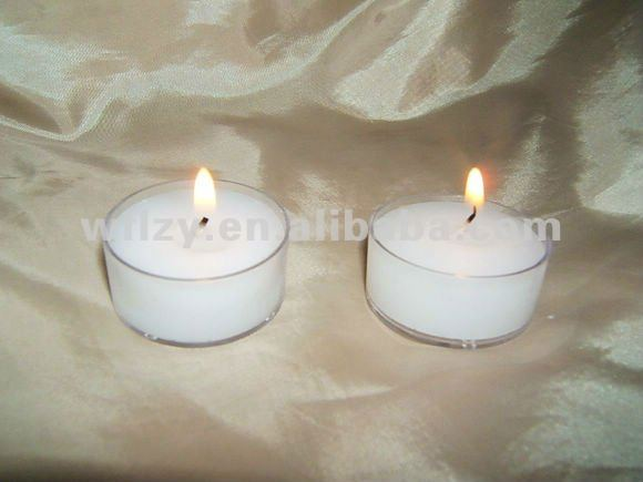 Wholesale polycarbonate candle holder