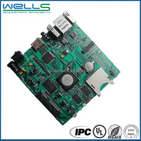 Simple PCB , copy and manufacturing smt pcb assembly