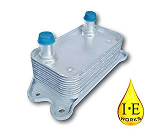 IE Works Brand New VOLVO ENGINE OIL COOLER C30 C70 S40 V50 2.4L 2.5L T6 30637966
