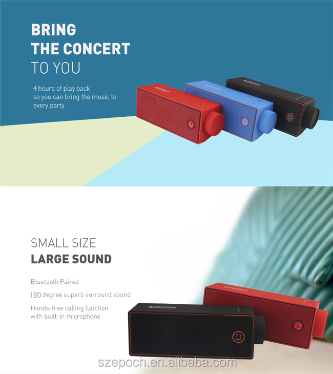 new products looking for distributor good sound Bluetooth speaker