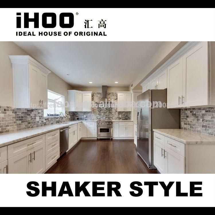 Ak2911 Moderne Cuisine Ouverte De Conception De Style Shaker D