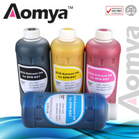 Aomya competitive price eco-solvent ink waterproof ink eco solvent ink roland printer