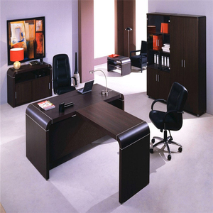 2018 Weclome Customized Modern MDF Office Desk Furniture For Office