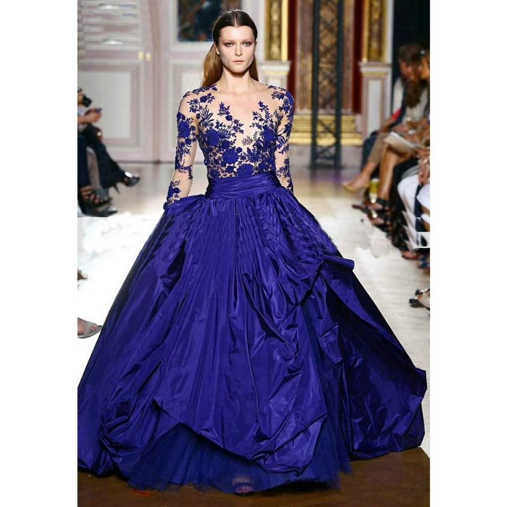 30469a81c8eae Pictures of Royal Blue And Silver Dress With Sleeves - kidskunst.info