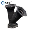 Ductile Cast Iron Y Pipe Fitting