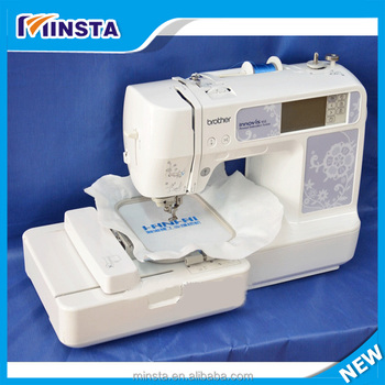 Complete Computerized Automatic Embroidery Machinery For Sale Buy New Brother Sewing Embroidery Machine For Sale