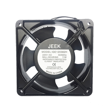 Ac Electric Cabinet Cooling Fan 12cm 220v